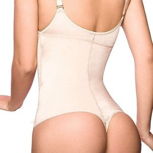 Other - Women's Firm Control Thong Body Briefer Shapewear
